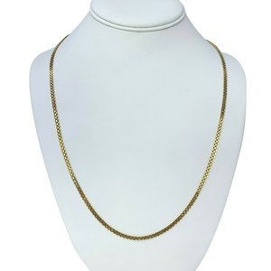 Jewelry - 14k Gold 10.2g Bismark Link Chain Necklace 24""